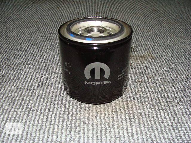 бу Новый масляный фильтр для легкового авто Chrysler 300 С 2005-2007 в Киеве