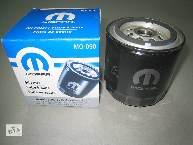 купить бу Новый масляный фильтр для легкового авто Chrysler 300 С 2005-2007 в Киеве