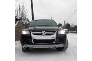 Новые Обвесы бампера Volkswagen Touareg