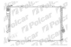Новые Радиаторы BMW 5 Series