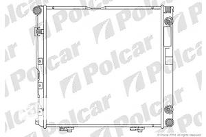 Новые Радиаторы Mercedes 124