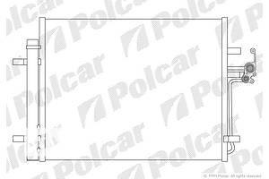 Новые Радиаторы кондиционера Ford Galaxy