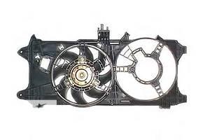 Новые Вентиляторы осн радиатора Fiat Doblo