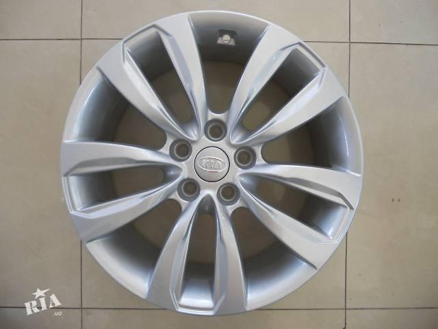 продам новый  18   5x114.3 Оригинальные литые диски на KIA Sorento New бу в Харькове
