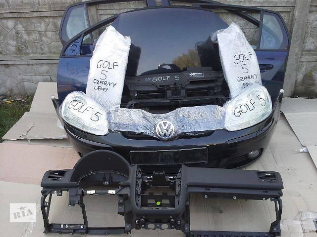 купить бу новий Деталі кузова Капот Легковий Volkswagen Golf V 2007 в Львові