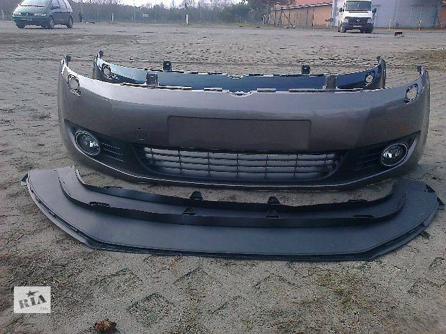 купить бу Новий Деталі кузова Бампер передній Легковий Volkswagen Golf VI Plus 2012 в Львові