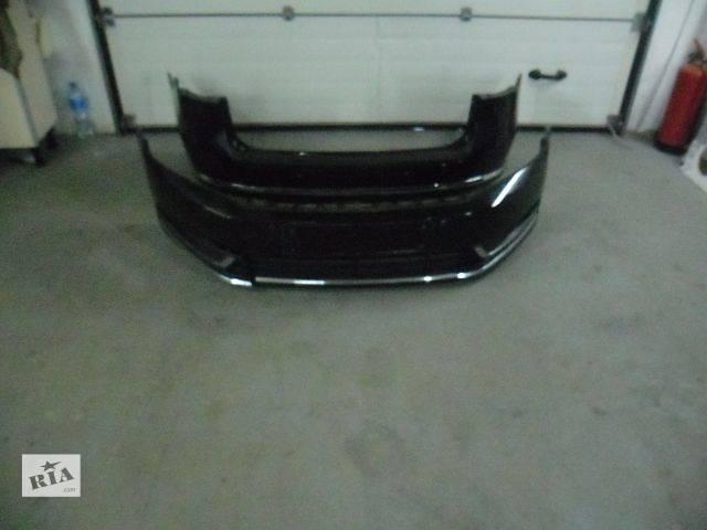 купить бу новый Детали кузова Бампер передний Легковой Volkswagen Passat B7 2011 в Ивано-Франковске