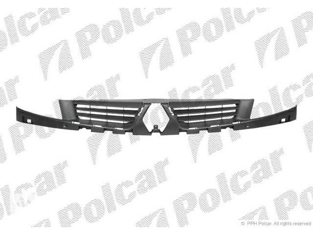 бу новый Детали кузова Решётка радиатора  Renault Kangoo  03- в Луцке
