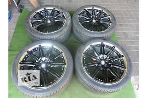 Новые диски с шинами Bentley Continental