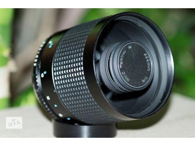 купить бу Объектив Tokina RMC 500mm f/8 в Тернополе