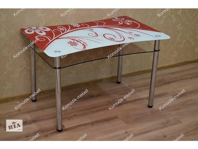 продам Обелденный стол из стекла для вашей кухни бу в Дружковке