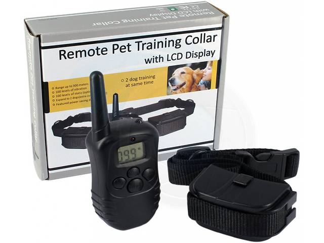 купить бу Обучающий электро ошейник для тренировки собак  (sp0748) в Киеве