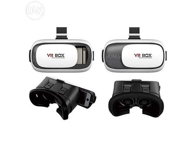 продам Очки виртуальной реальности 3D VR BOX II бу в Кропивницком (Кировоград)