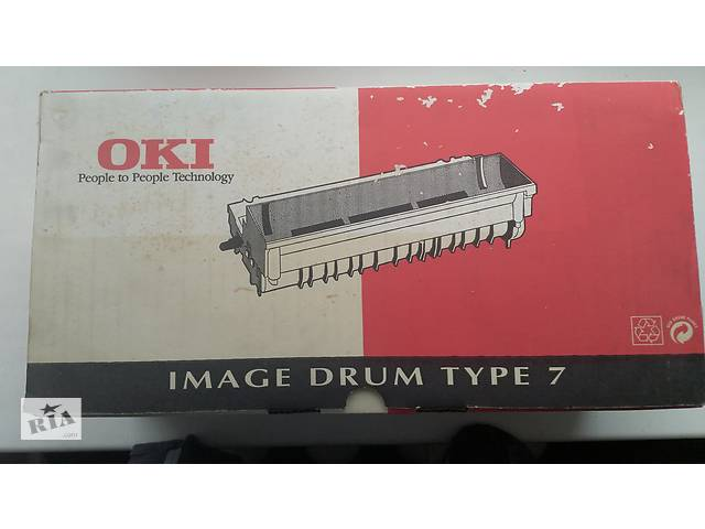 купить бу Оригинальный Драм картридж (01104001) TYPE-7 для OkiPage для моделей Okipage 20, 24 серий. в Белгороде-Днестровском