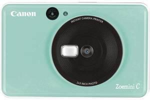 Портативная камера-принтер Canon ZOEMINI C CV123 Mint Green (3884C007)