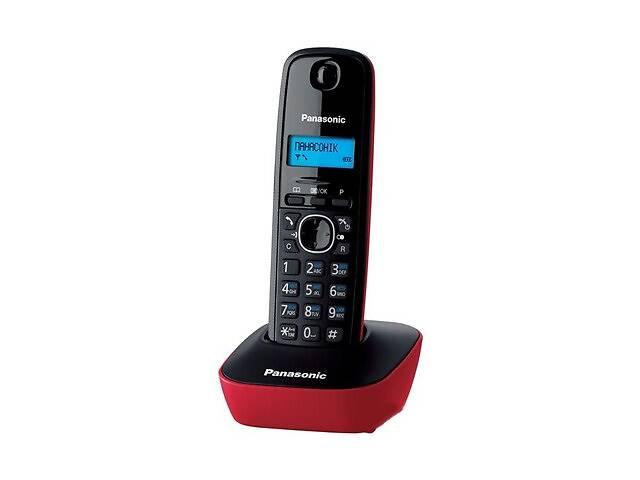 Телефон DECT PANASONIC KX-TG1611UAR- объявление о продаже  в Киеве