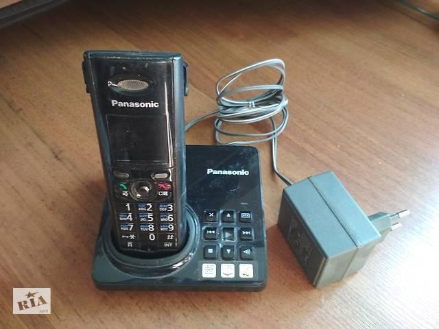 бу Телефонний аппарат Panasonic KX-TG8227UA (радиотелефон) в Броварах
