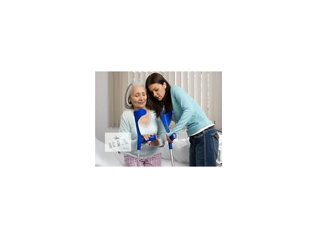 бу Приходящая сиделка для пожилого человека или ослабленного больного, Херсон в Херсоне