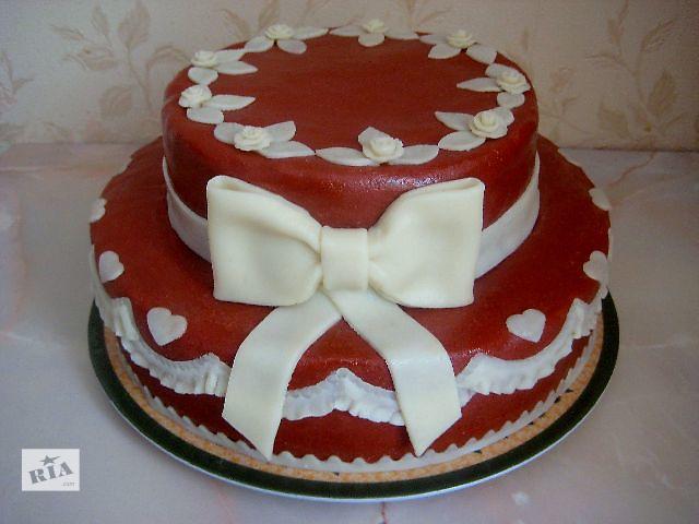 *** Оригинальные торты на заказ в Ивано-Франковске***- объявление о продаже  в Ивано-Франковске