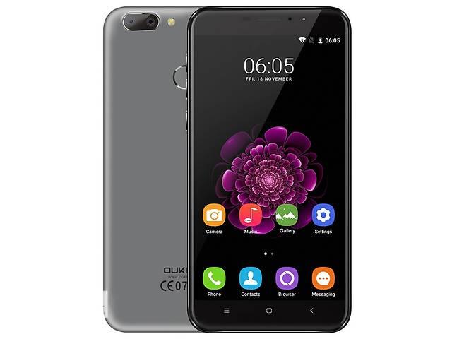 Оригинал ( не копия! ) смартфон Oukitel U20 Плюс 4 ядра Android 6.0 4G дисплей Sharp 5.5 дюймов FHD