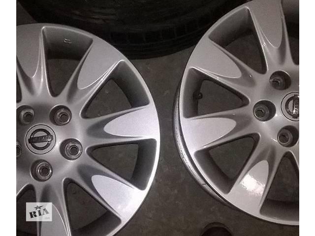 Оригинальные Б/у диски для  Nissan R16- объявление о продаже  в Киеве