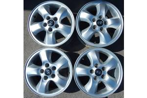 Оригинальные диски 6.5 R16 5X114.3 ET46 Nissan без пробега по Украине