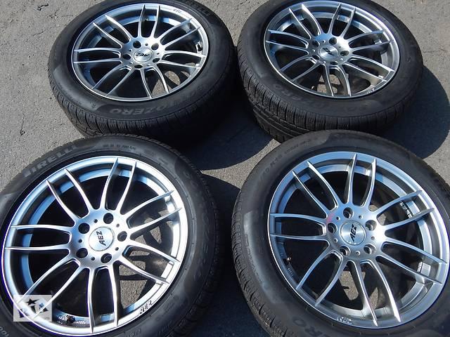 бу Оригинальные диски AEZ GERMANY 8 R18 5X120 ET42 Opel без пробега по Украине в Виннице
