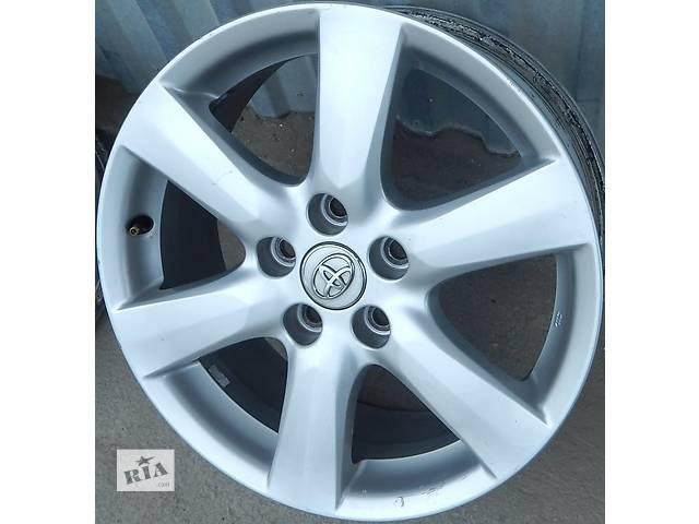 Диски Toyota RAV4  7 R17 5X114.3 ET45 без пробега по Украине- объявление о продаже  в Виннице
