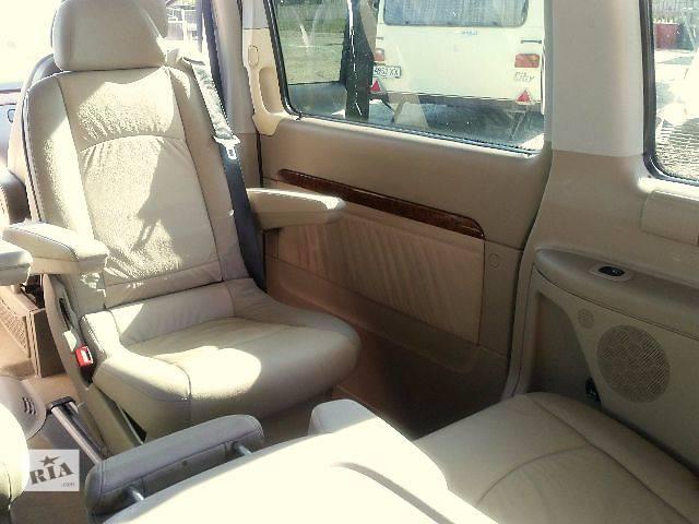 продам Оригинальный комплект салона W639 Mercedes Vito Viano Ambiente в бежевом цвете!Установка! бу в Ровно