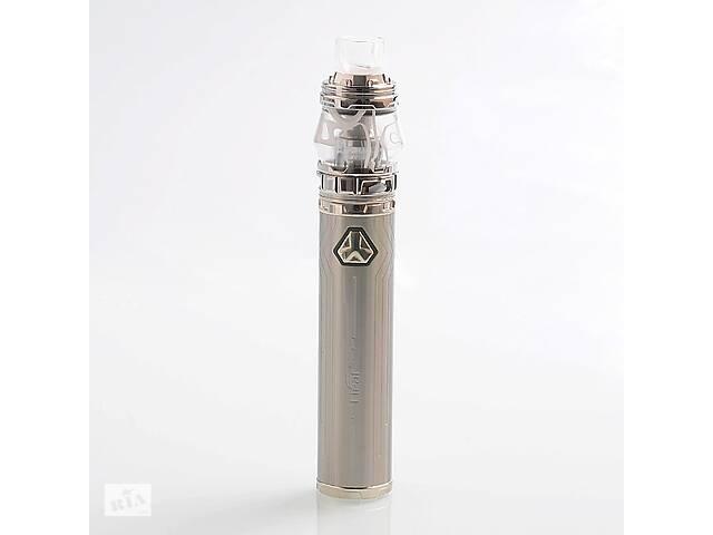 купить бу Стартовый набор Eleaf iJust 21700 Kit 4000mAh with battary Silver (AJ_9neij211) в Киеве
