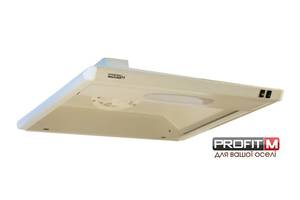 Вытяжка кухонная Profit M Фортуна Стандарт 50/60 белая,коричневая