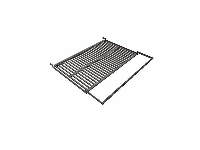 Чугунная решетка гриль bbq grill для мангала и барбекю 56.5х38.5 см.- объявление о продаже  в Киеве