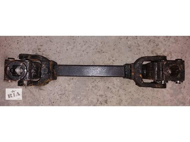 продам Карданный вал 6х6 на крестовине 35х98 (ГАЗ) длина 68 см бу в Днепре (Днепропетровск)