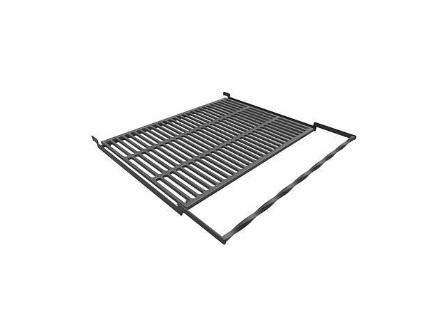 Решетка гриль чугунная bbq grill для мангала и барбекю 56.3х57.3 см.- объявление о продаже  в Киеве