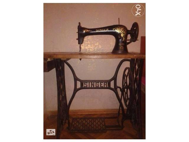 купить бу Швейная машинка Singer в Киеве