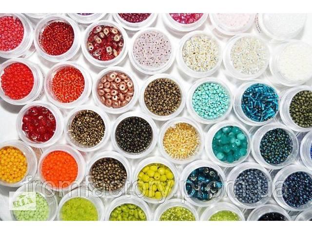 купить бу Бисер 100 грамм (МЕЛКИЙ) Deluxe:Взять все цвета в Харкові