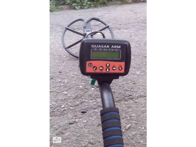 Продам новый металлоискатель «Квазар АРМ» в новом корпусе G1910- объявление о продаже  в Полтаве