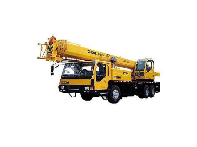 продам Услуги автокрана китайца 25 тонн 38 метров бу в Киевской области