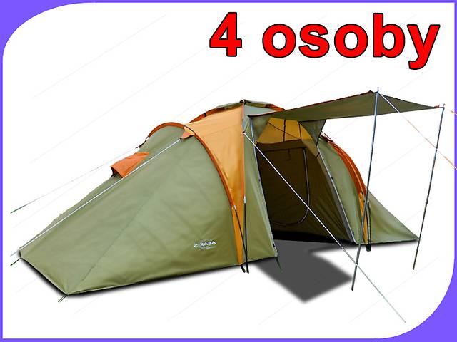 купить бу Палатка Abarqs Marakesz-4,тамбур,2 цвета. Вся Украина! в Львові