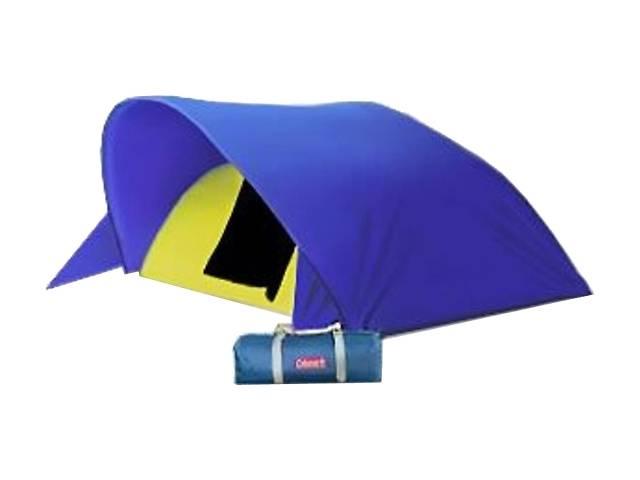 купить бу Палатка трёхместная Coleman 10-14 в Одессе