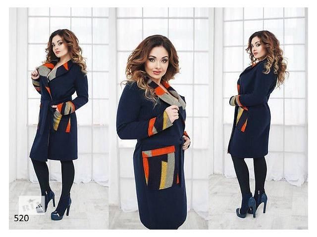 купить бу Пальто 520 /ДВ Оптом и в розницу + 40 грн.! в Одессе