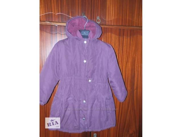 продам пальто на 4-6 лет бу в Новомосковске