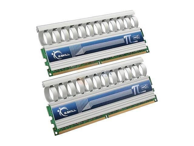 Память G.Skill 4 GB (2x2GB) DDR2 1066 MHz- объявление о продаже  в Киеве
