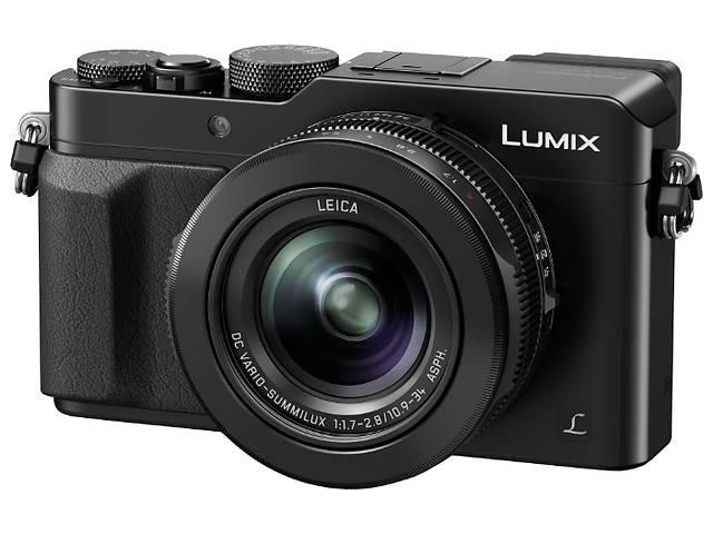 продам Профессиональный компакт Panasonic Lumix DMC-LX100  бу в Киеве