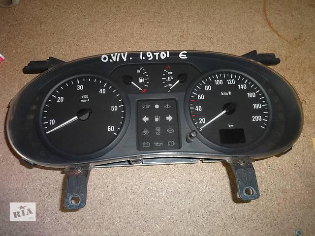 панель приборов для Opel Vivaro 1.9tdi 2001-2006- объявление о продаже  в Львове