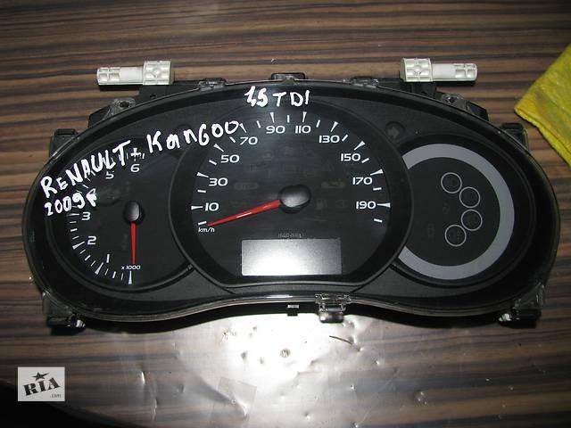 бу панель приборов для Renault Kangoo 1.5tdi 2008-2012 в Львове