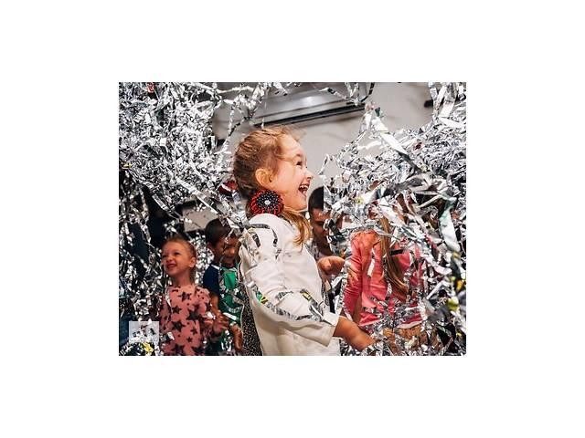 продам Бумажное пати для самых активных деток!! Зажигательная вечеринка для детей! бу в Винницкой области