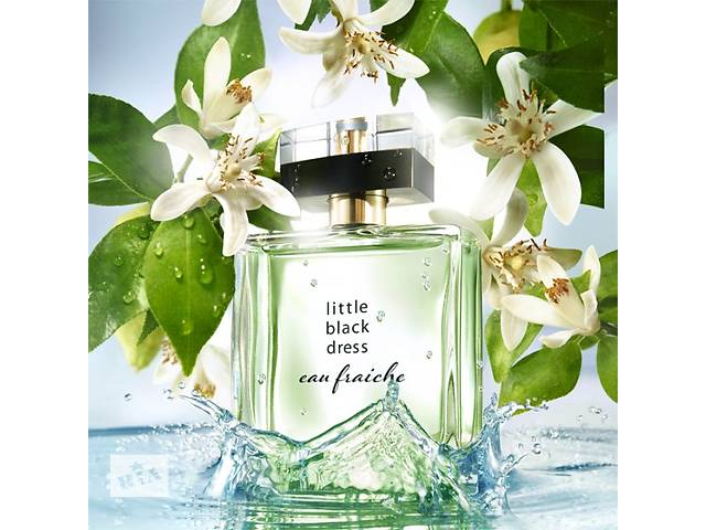 бу Парфумна вода Little Black Dress Eau Fraiche в Киеве