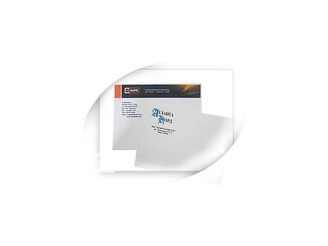 продам печать конвертов цена бу  в Украине