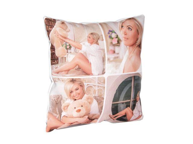 продам Печать любых фотографий на подушках бу  в Украине